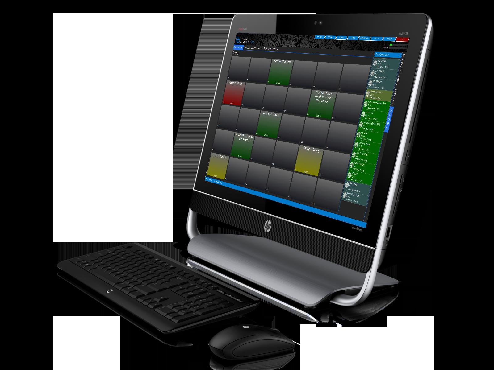 Pos software for strip club